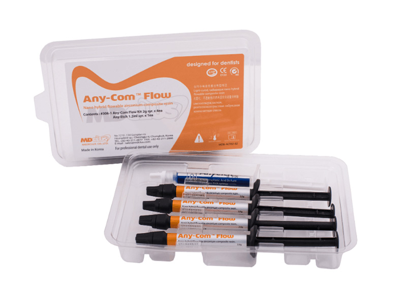 COFFRET COMPOSITE FLUIDE ANY-COM FLOW