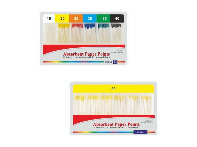 Paper Pointsabsorbant