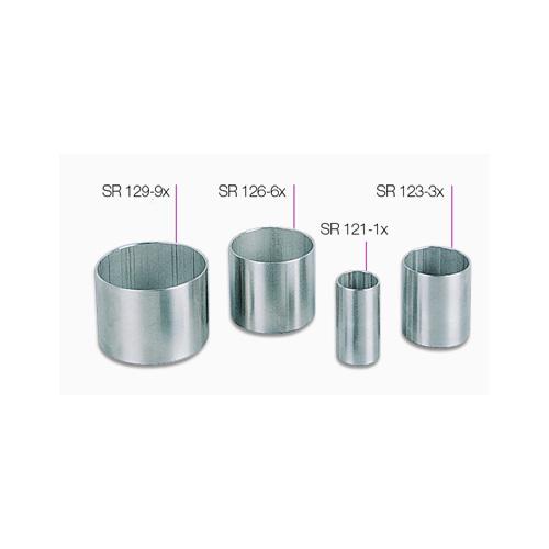 Cylindres en acier inoxydable